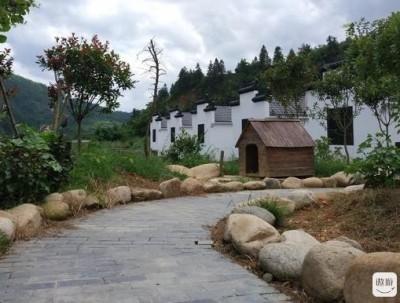 霞山古村的部落