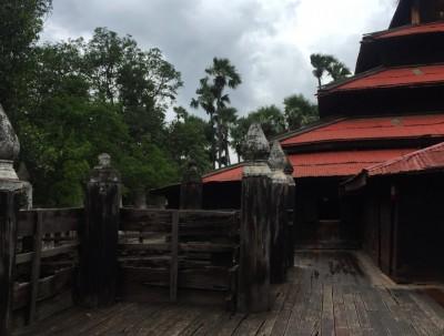 我爱缅甸 之 因瓦