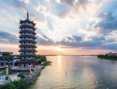 行游江南,遇见一个水灵灵的千年古镇