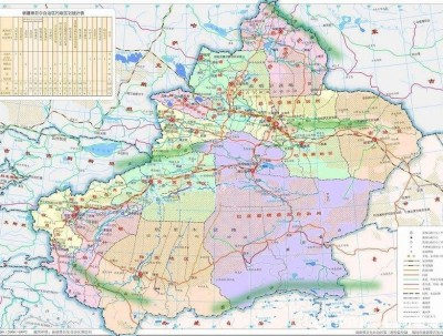 一路向西探索新疆那些不为人知的秘境