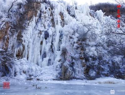 冬季赏冰瀑好去处,门头沟神泉峡看看去