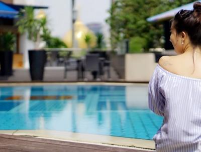 新加坡之旅----迎着朝霞,寻找花园国度的小确幸