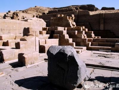 游埃及之影像记录(十、科翁坡神庙)