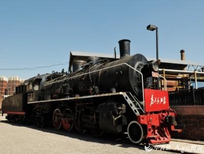 寻觅中国铁路源头,漫步厚重的轨道遗迹!