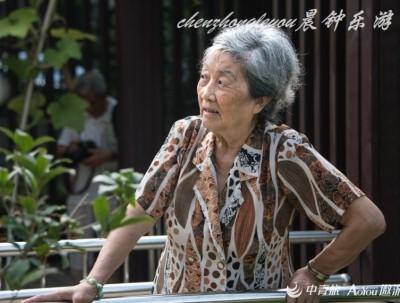 参观京城特色养老院