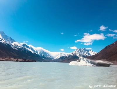 新西兰南岛库克山冰河之旅!