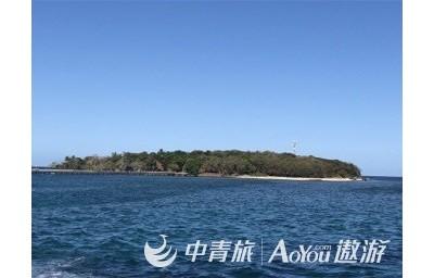 澳大利亚大堡礁:绿岛