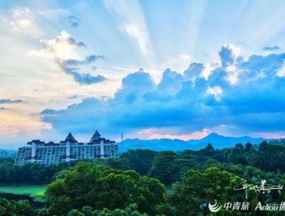 深圳观澜湖: 亲子时光不止是玩