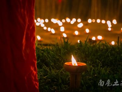 这盏源于中国的灯,在泰国成为第二大节日