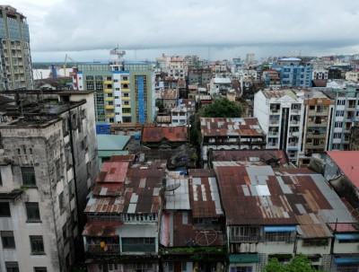 我爱缅甸 之 仰光