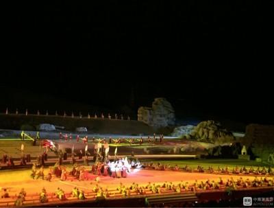西藏之行---文成公主:藏文化大型史诗剧