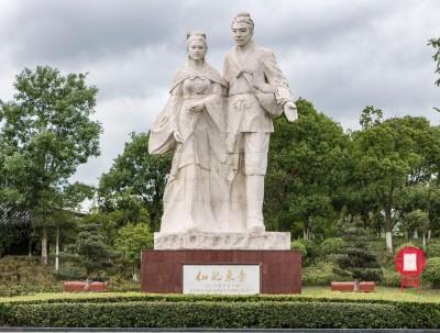 旅游江苏东台西溪,探寻关于爱情的浪漫故事