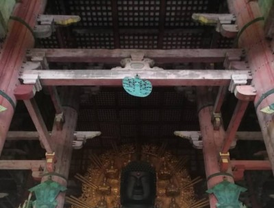 奈良大华严寺(东大寺)之旅