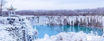 镜泊湖,让你恋上冬天