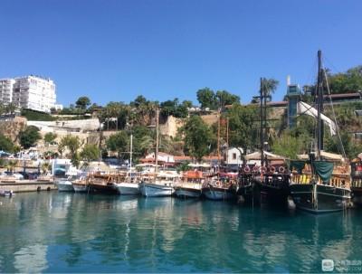 土耳其之海滨城市安塔利亚