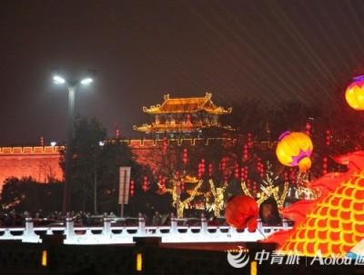 这个春节,过一个最纯正的西安中国年