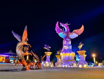 冬记|新年新旅行,酷玩中国马镇冰火节