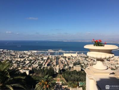 以色列之旅:巴哈伊花园美的让人窒息