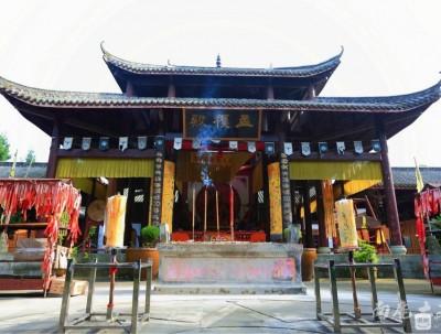 孟获纪念庙