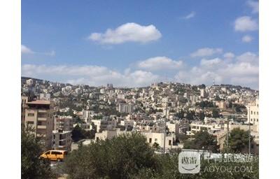 以色列之旅:伯利恒---耶稣出生之地
