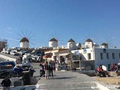 希腊三岛之行