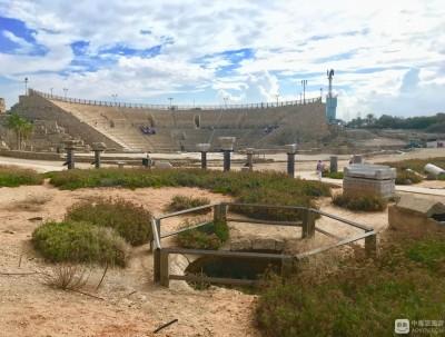 凯撒利亚古城遗址