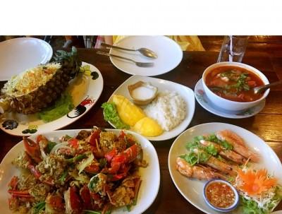 泰国必点美食