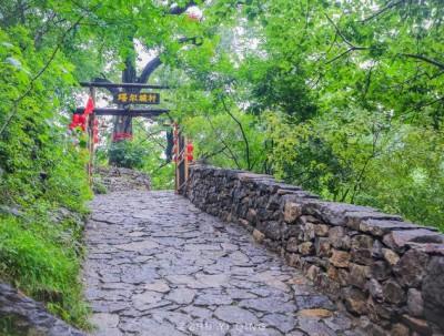 在山西存活了1500多年的古村落,是现存古民居的活化石
