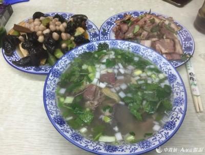 北京人晒自家的吃食