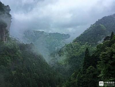 畲乡景宁旅游------云中大漈