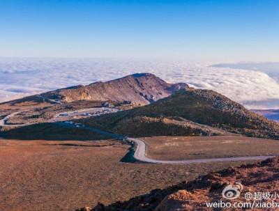 登上月球——在夏威夷探索世界上最大的死火山
