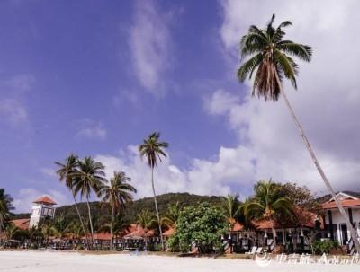 《夏日么么茶》的拍摄地,热浪岛
