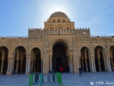 突尼斯(3)圣城凯鲁万大清真寺&阿格拉比特蓄水池