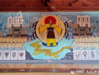 探访黄帝城遗址,让文化成为旅行的主题。
