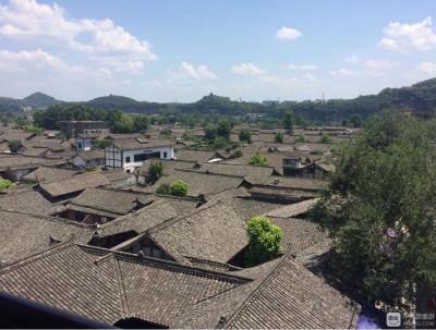 大美阆中,一座美丽淳朴的古城,迄今已有2300年历史文化。
