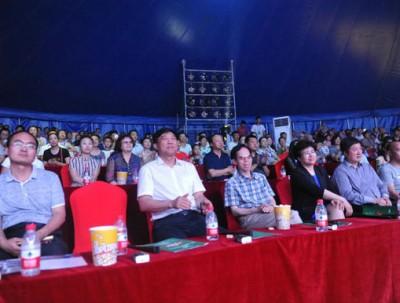 首届佳龙欢腾国际马戏节开幕 伊春旅游发展进入快车道