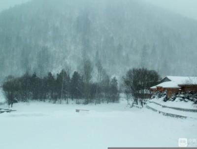 雪乡,从你的世界路过