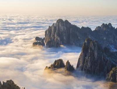 黄山西海大峡谷,人间仙境莫过于此