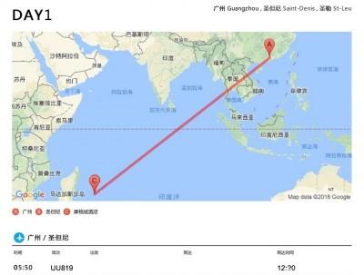 一半是海水,一半是焰火——留尼汪终极海岛之旅