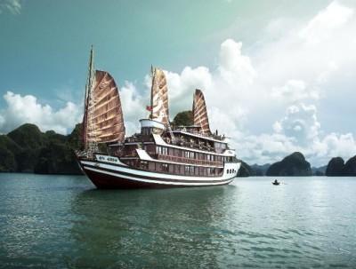 遇见下龙湾,发现越南之美