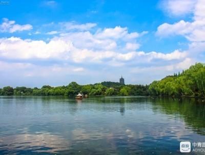 去杭州,圆一场梦,玩一场穿越