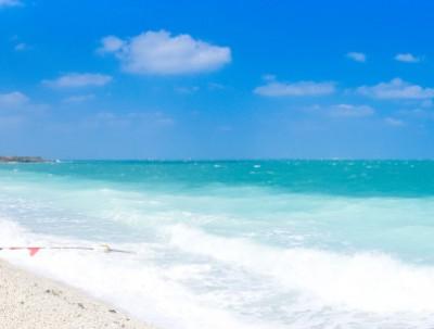 阳光/白沙/仙人掌,浪在北纬23°澎湖湾