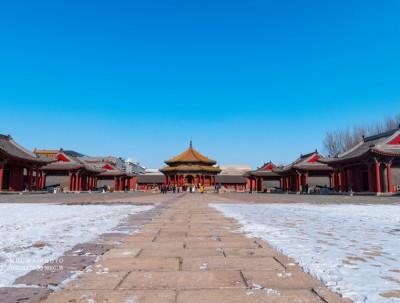 游历中国|知道你去过北京故宫,但不一定去过沈阳故宫。