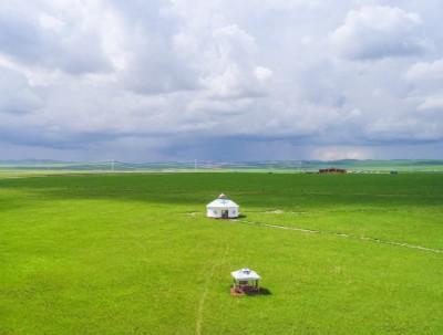 天边真的有草原8月我到过的内蒙古