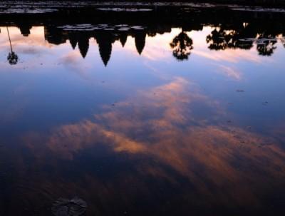 石头和光线的影像 - 吴哥行