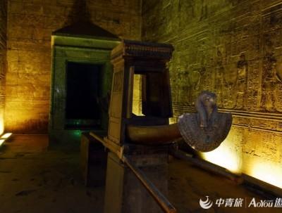 游埃及之影像记录(十二、埃德福神庙)