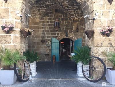 以色列之旅:阿卡古城