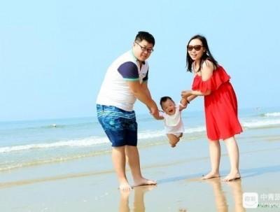 翔宝出去见世面~~~~10个月宝宝首次坐飞机海岛游 【三亚】